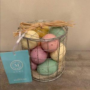 Martha Stewart Decorative Easter Eggs Set Of 12